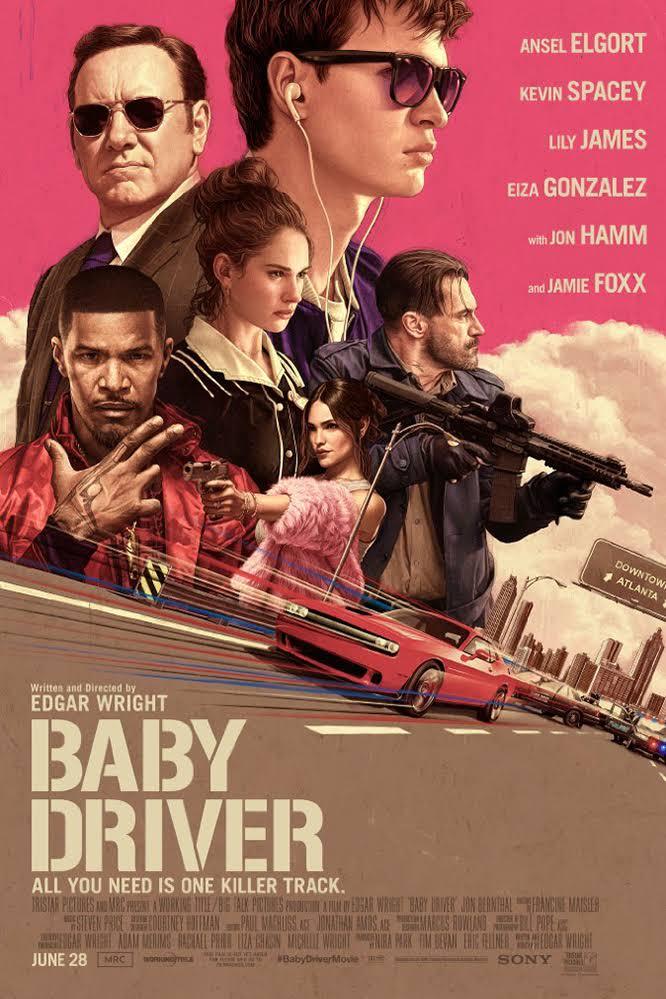 Baby Driver 2017 English Movie Download BRRip 480p 160MB   320MB And 720p 1GB Bangla Subtitle