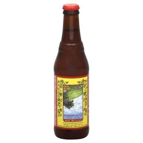 New Belgium Seasonal Single Ale - 12 fl oz bottle