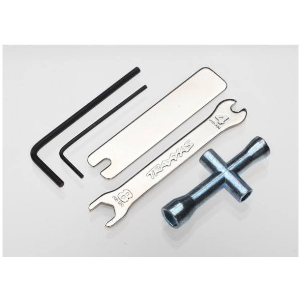 Traxxas Tool Set - Wrench, Allen, Lug and U-Joint Wrenches