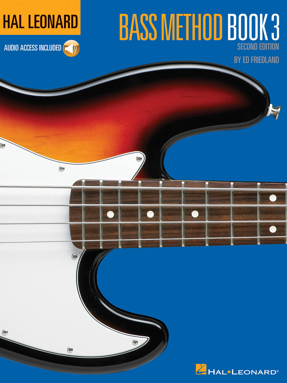 Hal Leonard Bass Method Book 3 - Hal Leonard