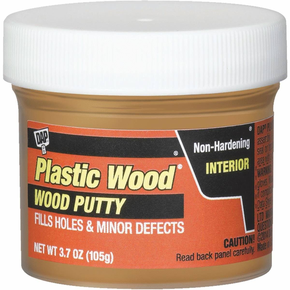 Dap Plastic Wood Natural Oak Finish Putty - 3.7oz