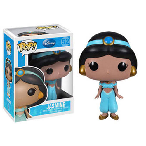 POP Disney Series 5 Jasmine Vinyl Figure