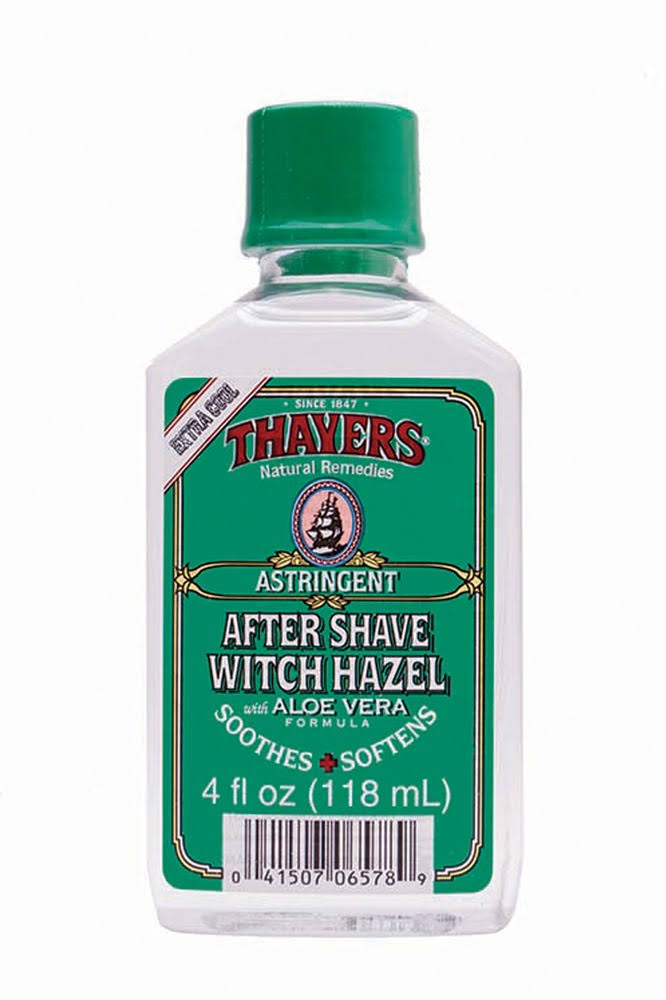 Thayers After Shave Witch Hazel Aloe Vera Formula Astringent