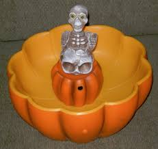 Halloween Candy Dish That Talks by Spinning Monster Candy Bowl Gemmy Wiki Fandom Powered By Wikia