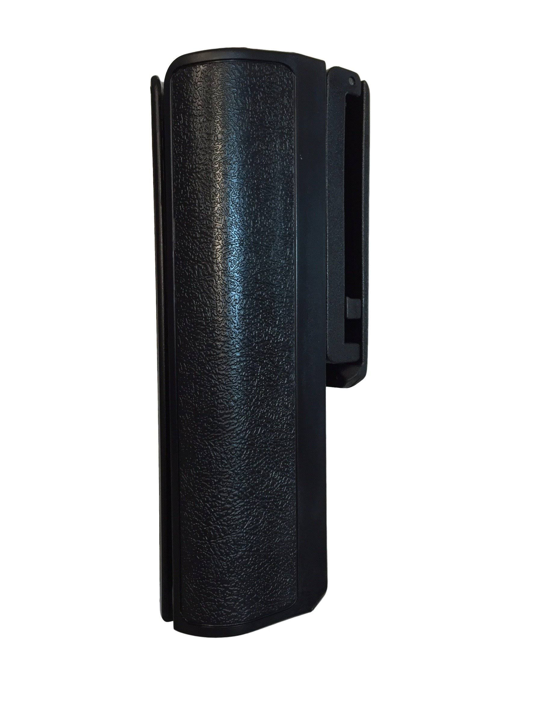 ASP Rotating Sidebreak Scabbard - Black Finish, for Any F 26 Baton, Black