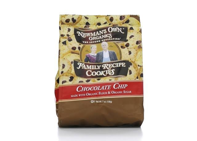 Newmans Own Organics Chocolate Chip Cookies