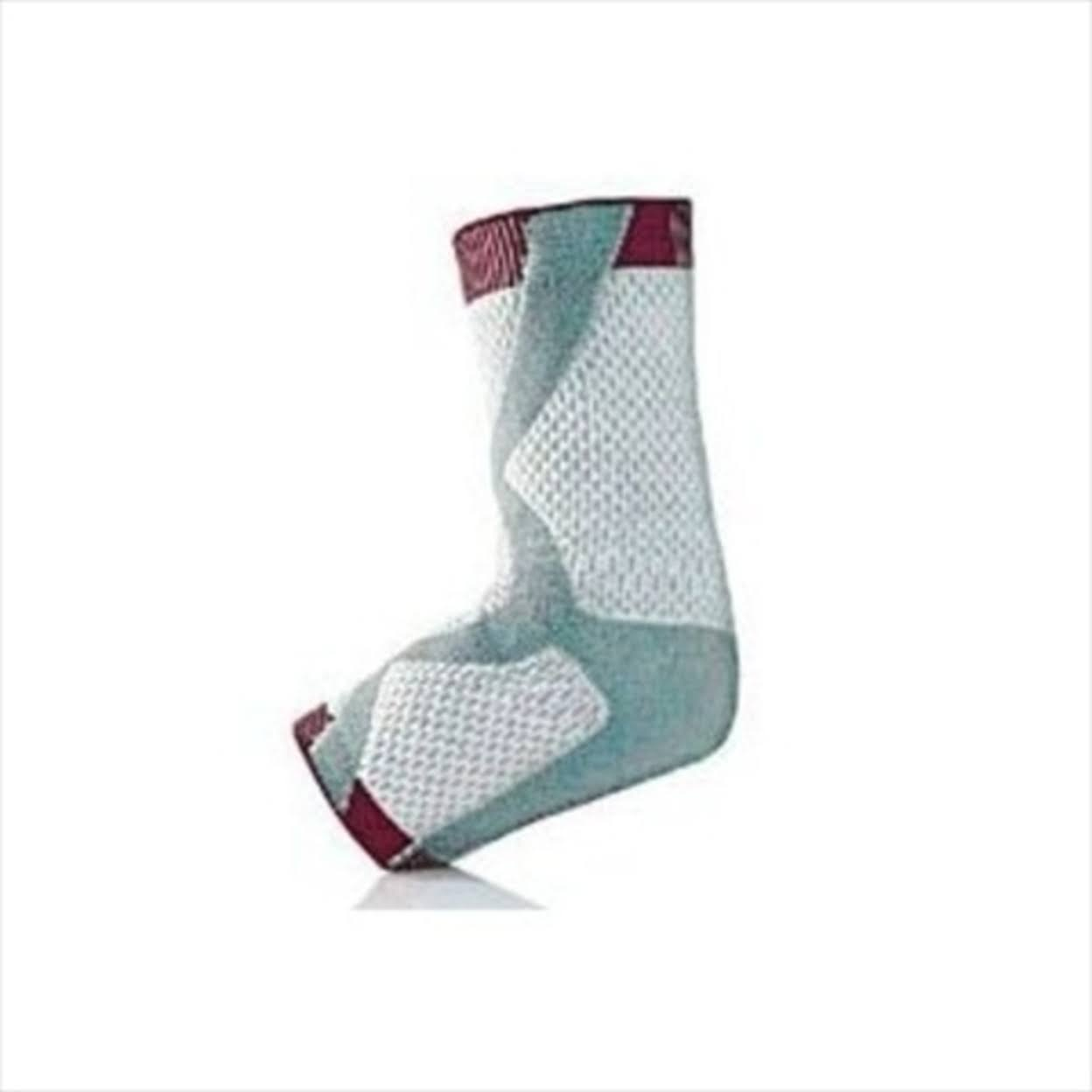 Fla Prolite 3D Ankle Support - Medium, White/Gray, Right
