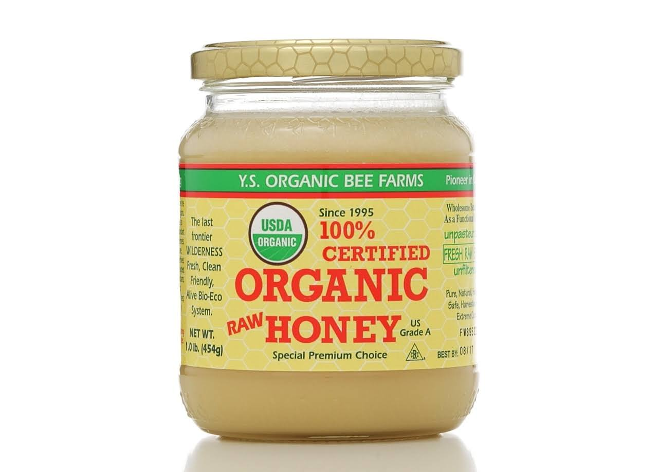 YS Organic Bee Farms Organic Honey