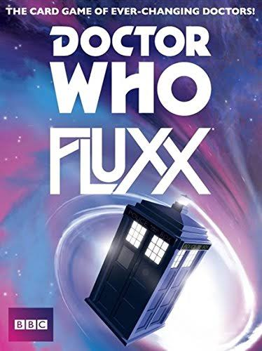 Fluxx Doctor Who Card Game