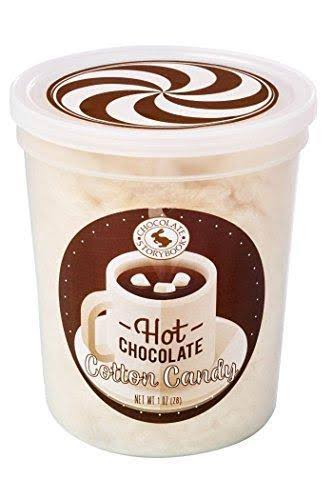 Chocolate Storybook Gourmet Cotton Candy - Hot Chocolate Seasonal