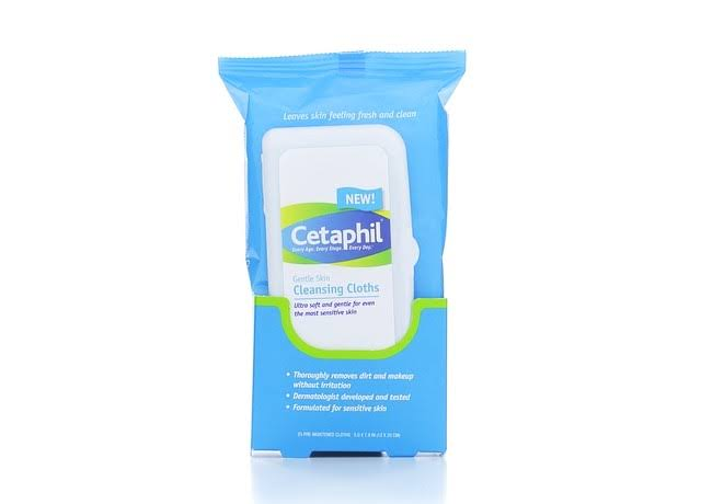 Cetaphil Gentle Skin Cleansing Cloths - 25ct