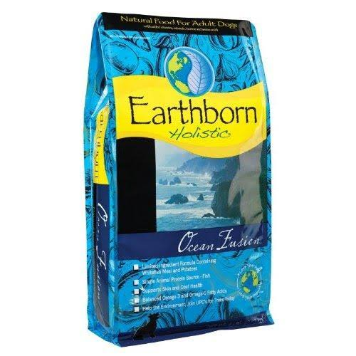 Earthborn Holistic Dog Food - 5lb, Ocean Fusion