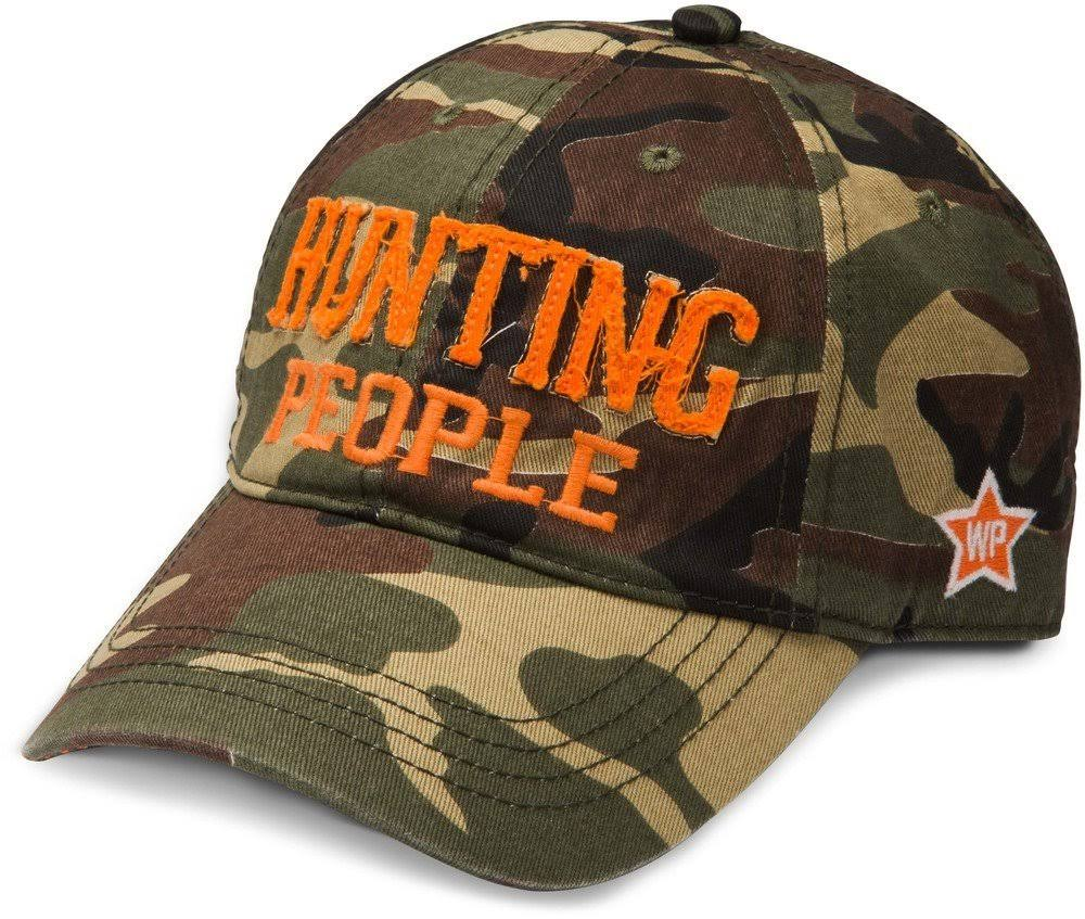Pavilion Gift Company Hunting People Camo One Size