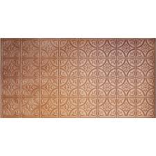 Tin Ceiling Tiles Home Depot by Global Specialty Products Dimensions Faux 2 Ft X 4 Ft Tin Style