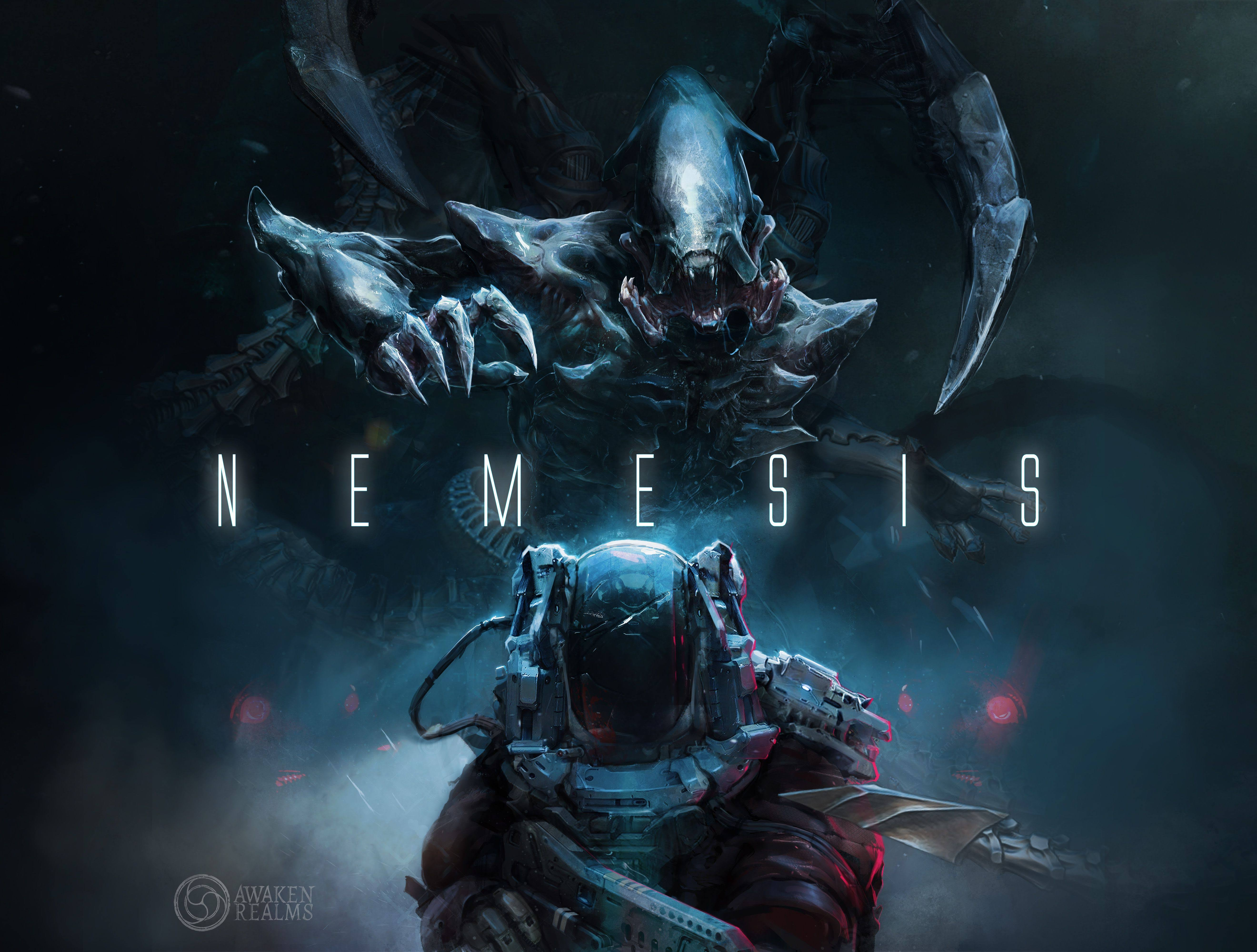 Nemesis Board Games