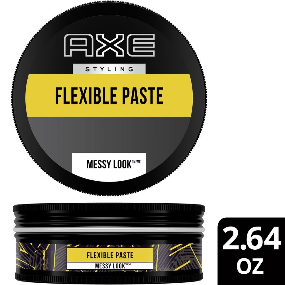 Axe Styling Urban Messy Look Flexible Paste - 75g