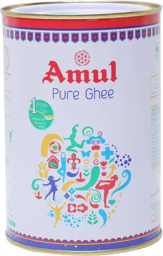Amul Pure Ghee Clarified Butter