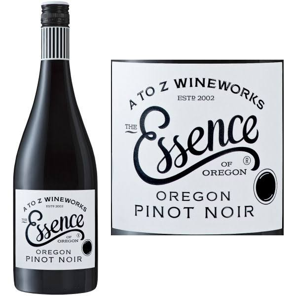 A To Z Wineworks Essence Pinot Noir - Oregon