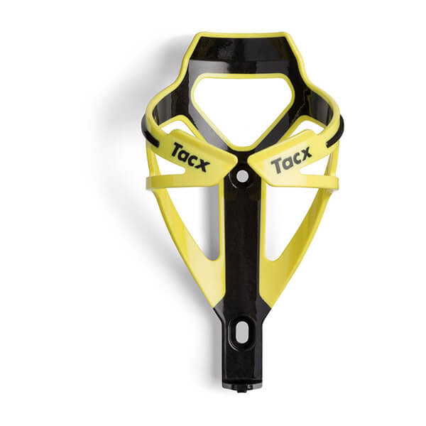 Tacx Deva Bottle Cage - Yellow