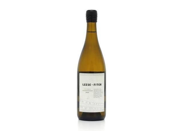 Leese-Fitch Chardonnay - California, 2009