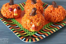 Steps To Carve A Pumpkin Worksheet by Easy Pumpkin Krispies Treats Yummy Healthy Easy