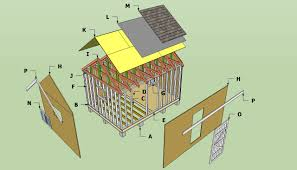 storage shed plans howtospecialist how to build step by step