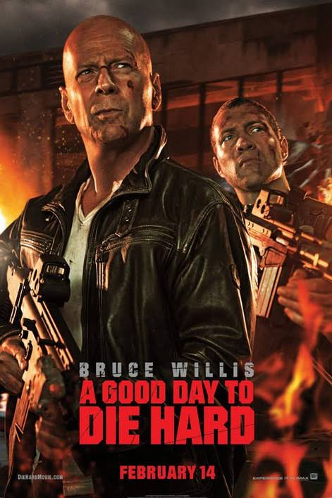 A Good Day to Die Hard 2013 Full Movie Download BluRay 480p 401MB And 720p 849MB High Speed Google Drive Link