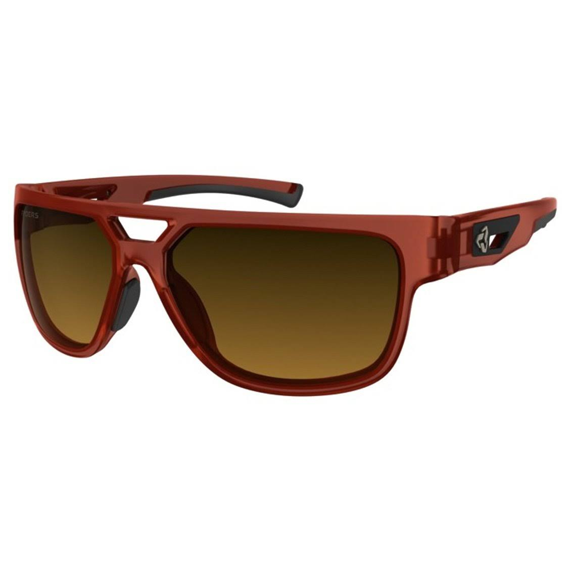 Ryders Eyewear Cakewalk Standard Sunglasses, Red