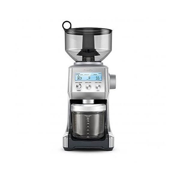 Breville BCG820BSSXL The Smart Grinder Pro Coffee Bean Grinder - Brushed Stainless Steel