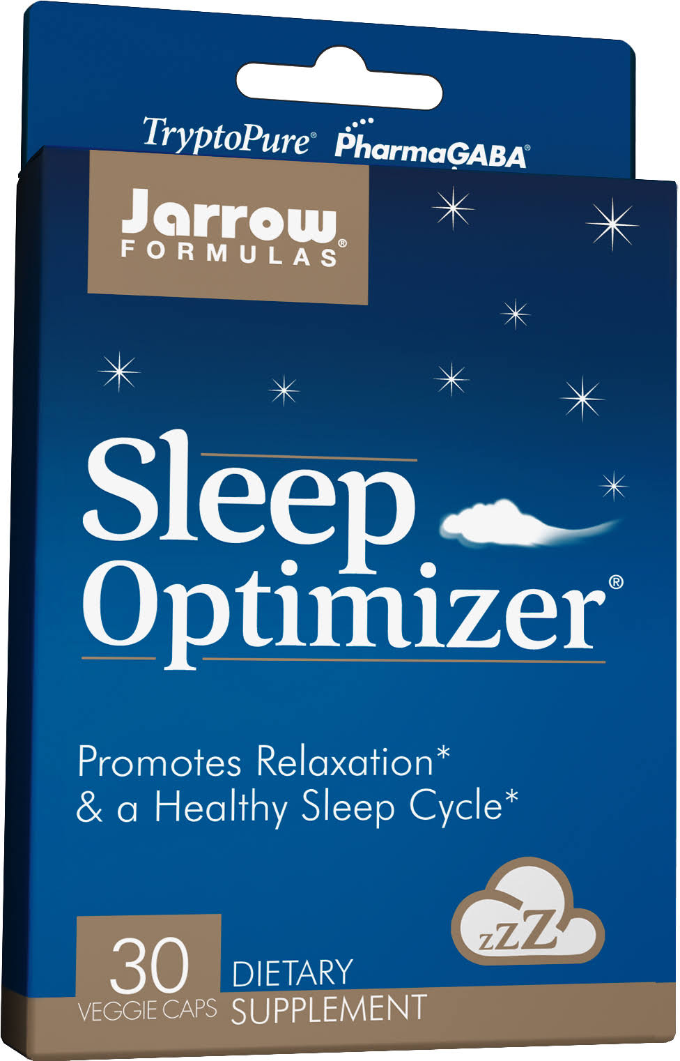 Jarrow Formulas Sleep Optimizer Supplement - 30 Capsules