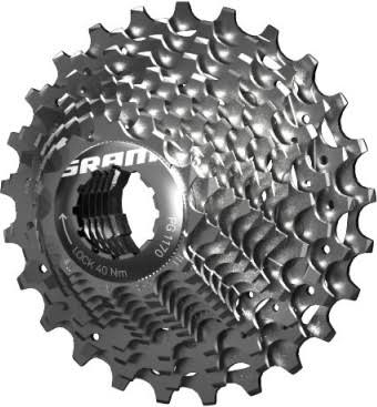 SRAM Pg-1170 11-25 Bike Cassette - Silver, 11 Speed