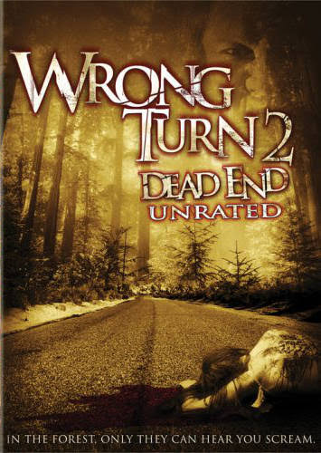Wrong Turn 2: Dead End DVD