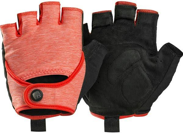 Bontrager Vella Women's Cycling Glove - Infrared - Large