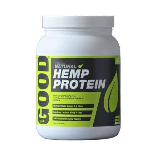Hemp Natural -Protein Powder 500g