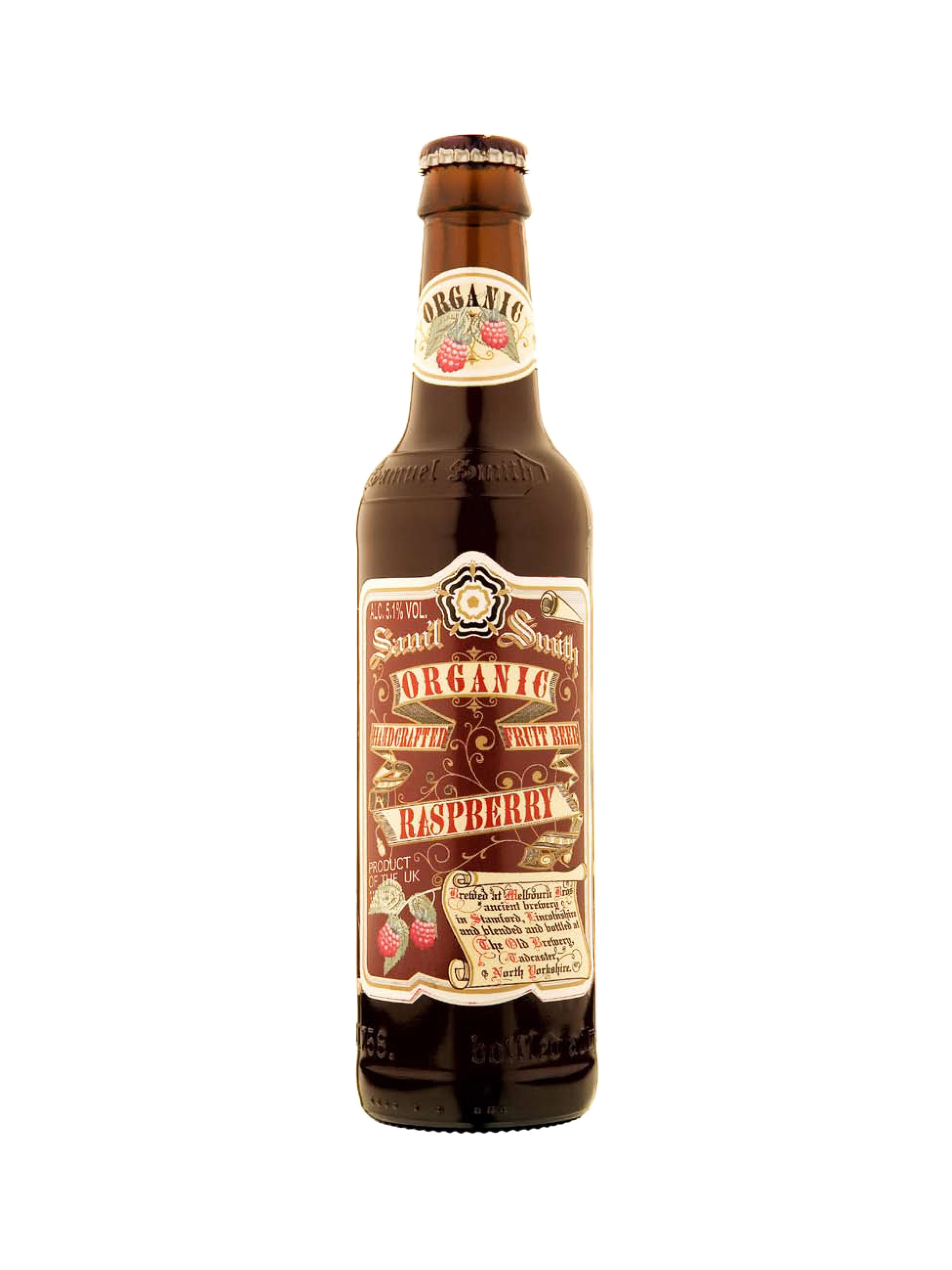 Samuel Smith Organic Raspberry Beer - 355ml