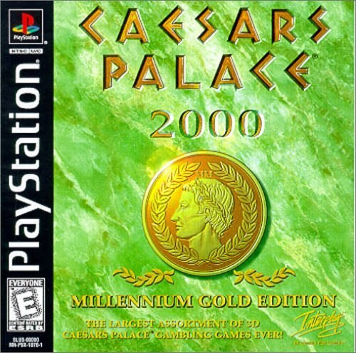 Caesars Palace 2000: Millenium Gold Edition - PlayStation 1