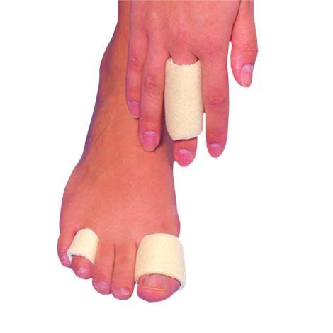 Hermell Tubular Finger and Toe Protective Bandage - Small