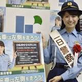 一日署長, 警察署長, 大阪府警察, 日本