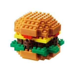 Nanoblock Hamburger