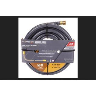 "Ace Flexogen Garden Hose - 5/8""x50ft"