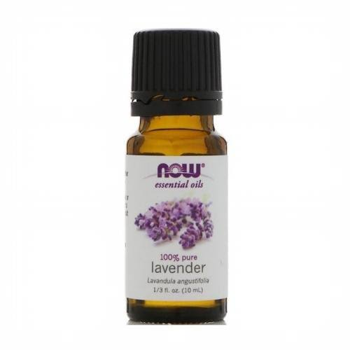 Now Foods Lavender Essential Oil 10 ml