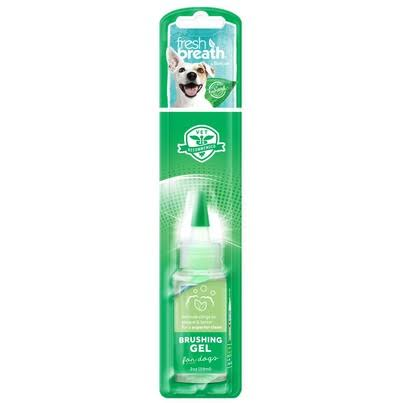 TropiClean Fresh Breath Clean Teeth Oral Care Gel