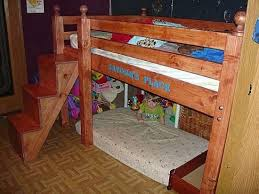 Wood Bunk Beds Plans by Best 25 Loft Bunk Beds Ideas On Pinterest Bunk Beds For