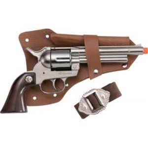 Lawman Die Cast Metal Collectible Toy Pistol