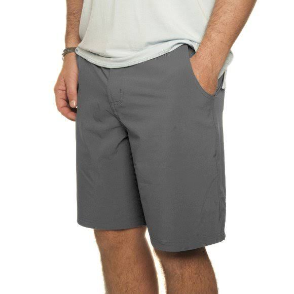 Free Fly Apparel Men's Bamboo-Lined Hybrid Shorts - 9.5""
