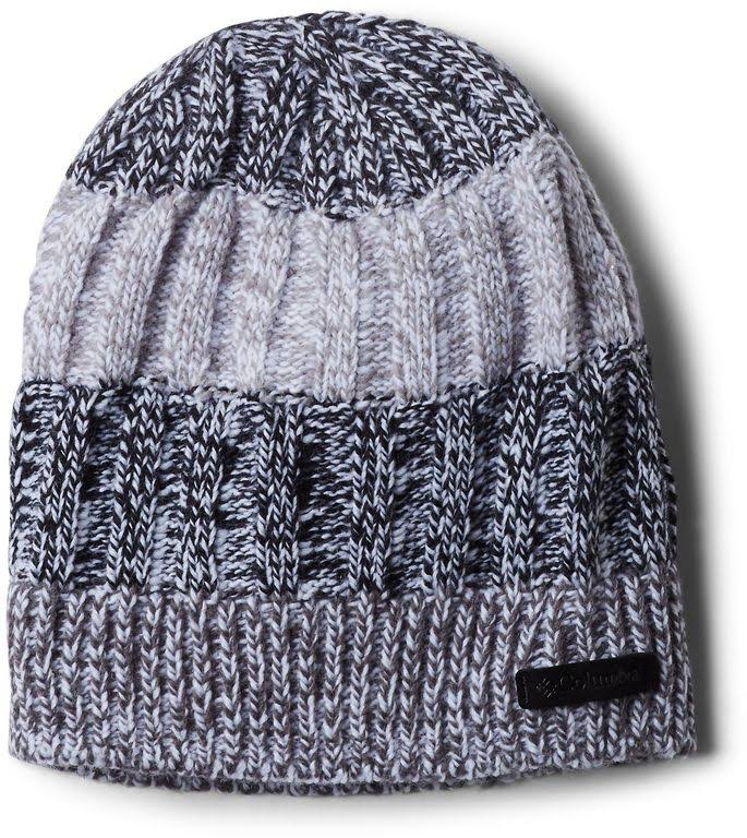 Columbia Marble Mountain Beanie, Size: One size, Black