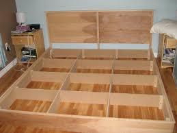 best 25 king bed frame ideas on pinterest diy king bed frame