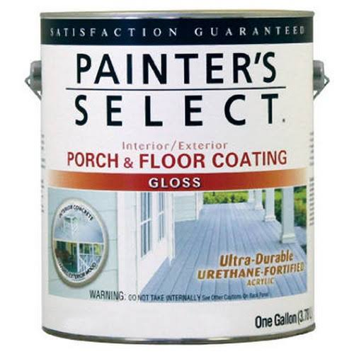 True Value Mfg UGF1-GL Interior Exterior Gloss Porch & Floor Coating