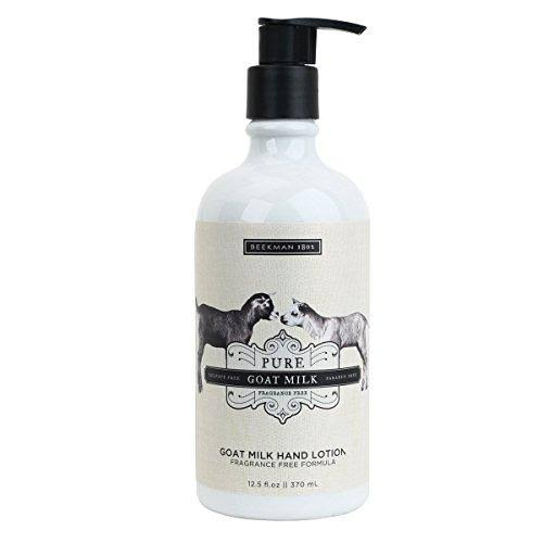 Beekman Pure Goat Milk Hand Lotion - 12.5oz