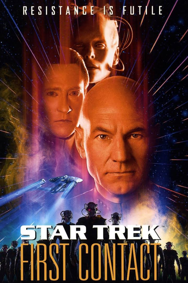 First Contact-Star Trek: First Contact